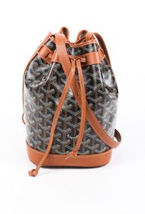 Goyard Bucket Petit Goyardine Flot Cross Body Bag Goyard Bucket Petit Goyardine Flot Cross Body Bag