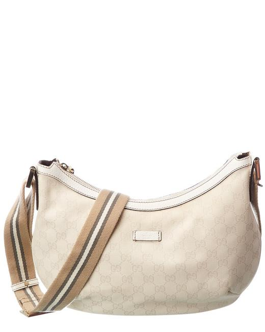 Gucci Pre-owned Gg Canvas 126795 Messenger Bag Gucci Pre-owned Gg Canvas 126795 Messenger Bag Image 1
