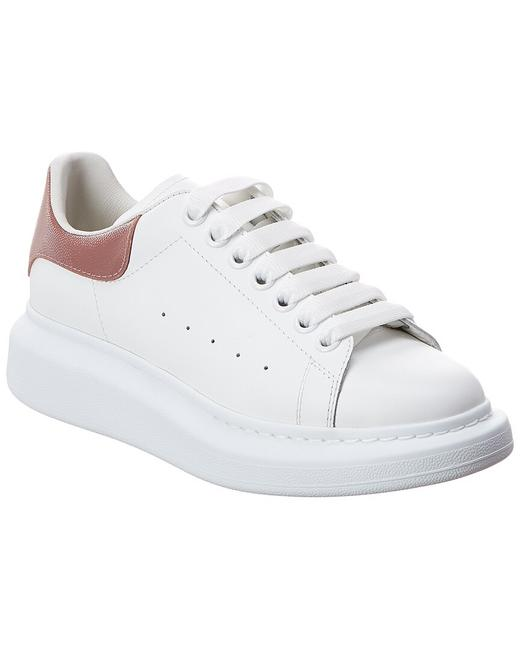 Item - Oversized Leather Sneaker 553770 Whybz 9053 Athletic