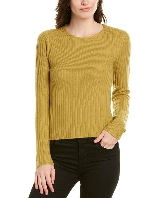 Item - Fitted Wool Cashmere-blend V681978484 Sweater/Pullover