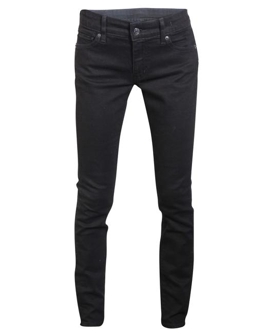 Item - Black Skinny Jeans -pre Owned Condition Very Good Fr38 Pants