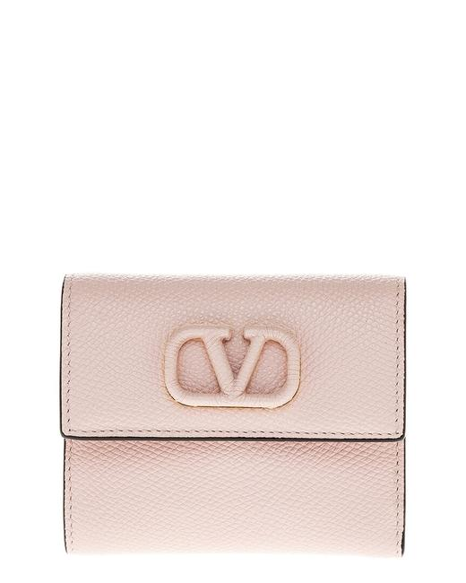 Item - Vsling Leather French Wallet P0t39 Rqr 16q Accessory