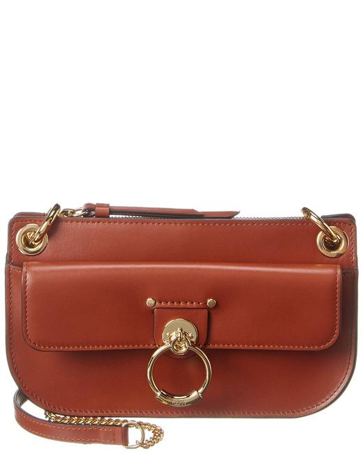 Chloé Wallet on Chain Tess Small Leather Chc20ap044 A37 27s Accessory Chloé Wallet on Chain Tess Small Leather Chc20ap044 A37 27s Accessory Image 1