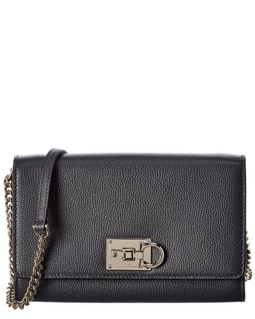 Item - Wallet on Chain Studio Mini Leather 22d881 733170 Accessory