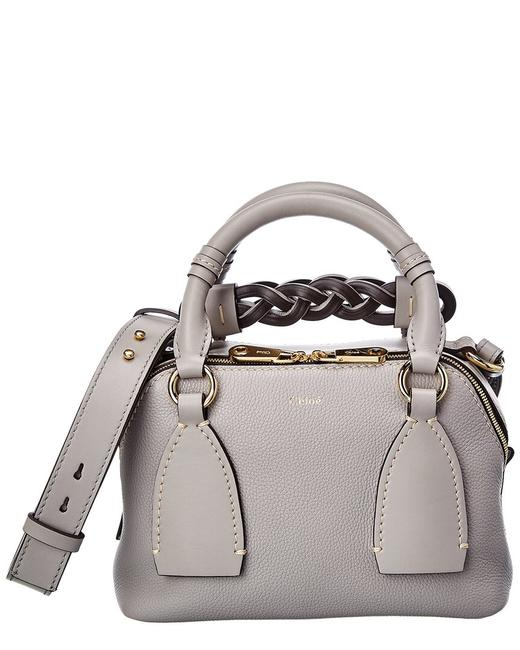 Chloé Daria Small Leather Chc20us361 C62 039 Shoulder Bag Chloé Daria Small Leather Chc20us361 C62 039 Shoulder Bag Image 1