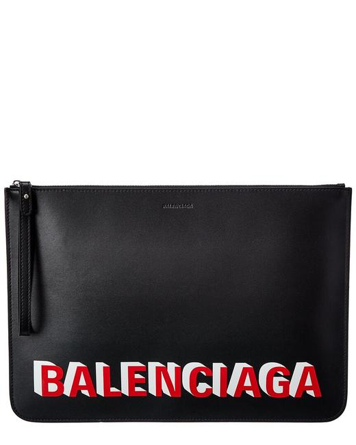 Item - Logo Leather Pouch 630626 1i373 1065 Wallet