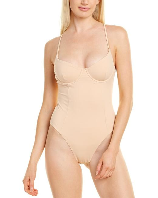 Item - Tricot Isabella High Leg Ws184-02 One-piece Bathing Suit