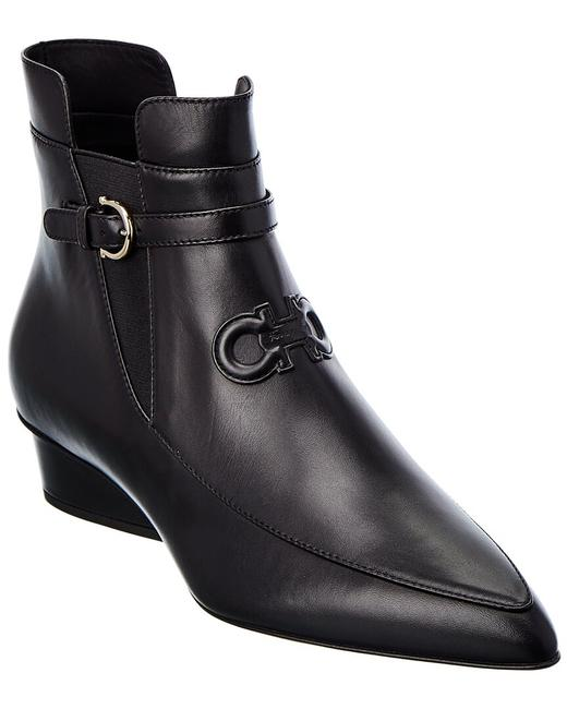 Item - Gancini Leather 01r432 732741 Boots/Booties