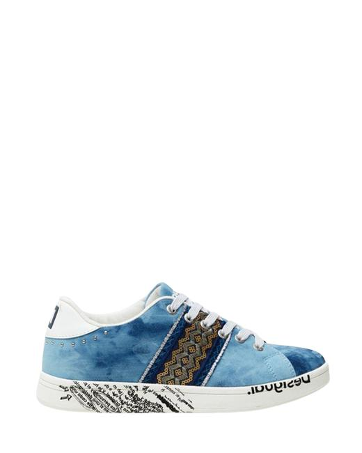 Item - Blue Women's Sneakers Athletic