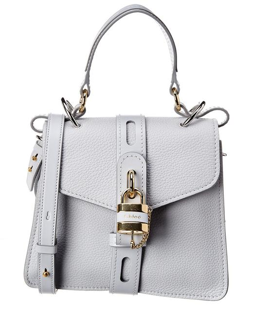 Chloé Day Small Leather Chc19ws205 B71 4e7 Shoulder Bag Chloé Day Small Leather Chc19ws205 B71 4e7 Shoulder Bag Image 1