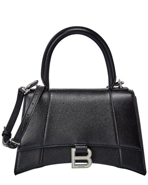 Item - Hourglass Small Leather Top Handle 593546 1izhy Shoulder Bag