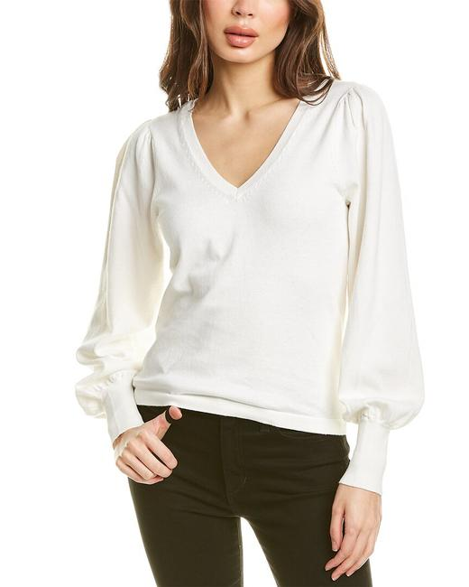 Item - Puff Sleeve Cashmere-blend Pa1297 Sweater/Pullover