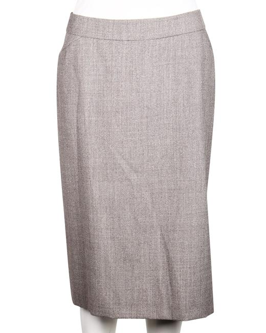 Item - Wool Brown -pre Owned Condition Excellent Us10 Skirt