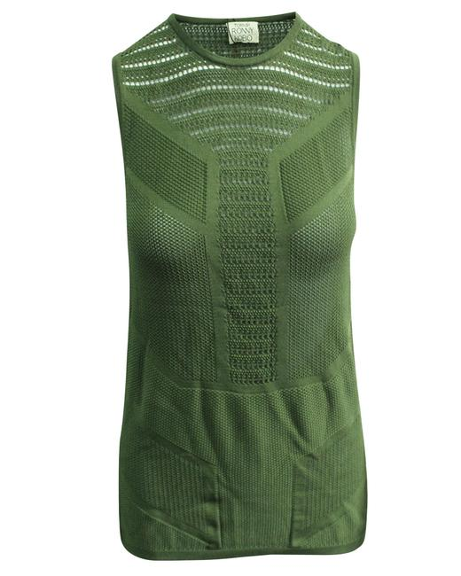 Item - Sleeveless Knitted Top -pre Owned Condition Excellent S Blouse