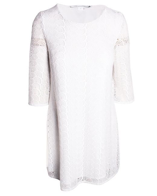 Item - Lace with White Lining -pre Owned Cocktail Dress