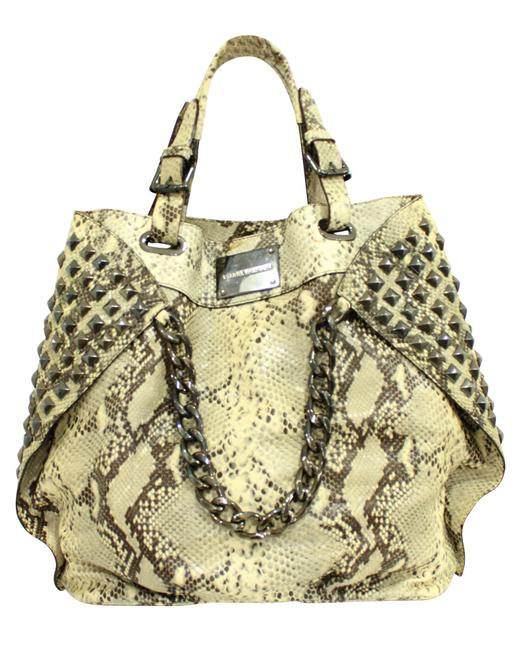 Item - Pierre Python Studs -pre Owned Condition Very Good One Tote