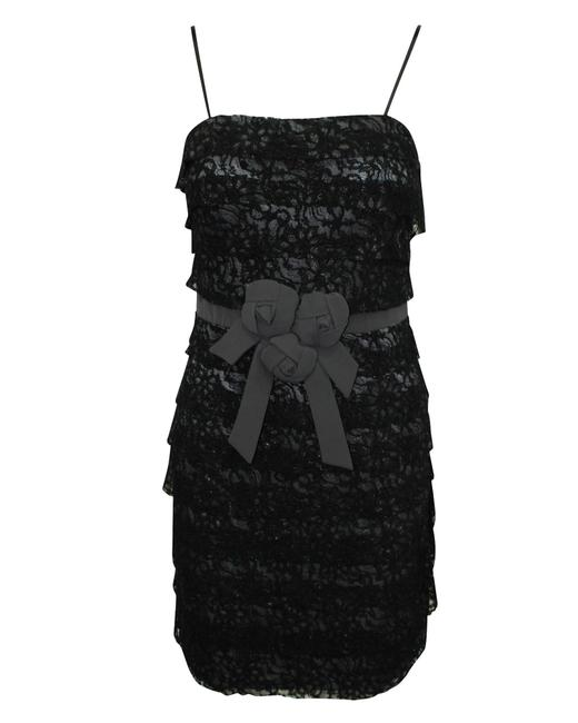 Item - Lace Strapless -pre Owned Condition Excellent Us8 Formal Dress