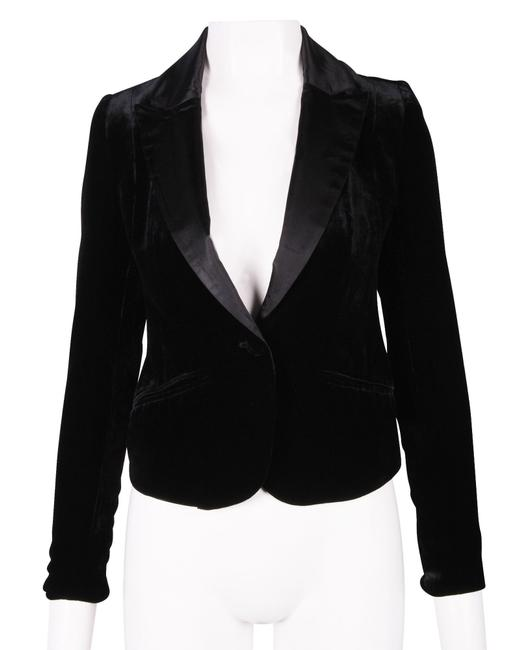 Item - Velvet Blazer -pre Owned Condition Excellent Cocktail Dress