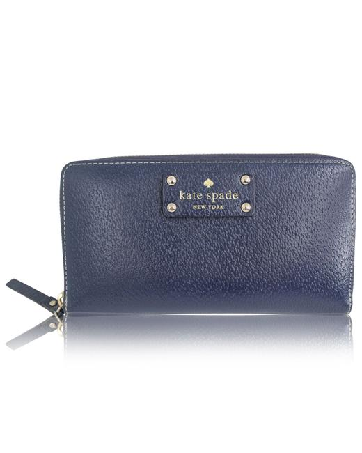 Item - Cameron Street Lacey Leather Continental Wallet