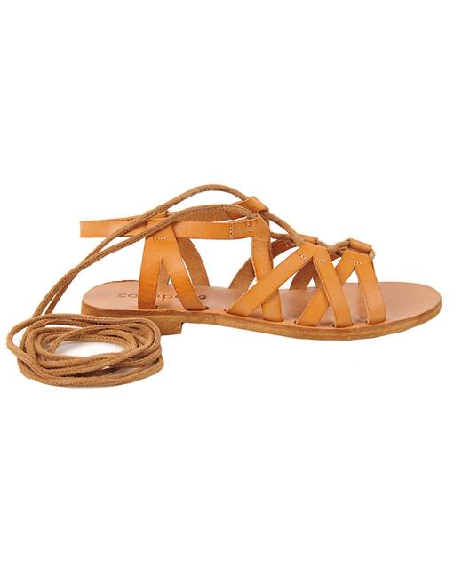 Item - Cleo Leather Cle Sandals