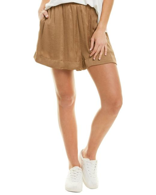 Vince Pleated Pull-on V650921805 Shorts Vince Pleated Pull-on V650921805 Shorts Image 1