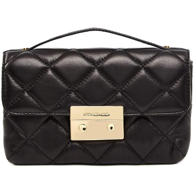 Item - Sloan Small Quilted Messenger Bag