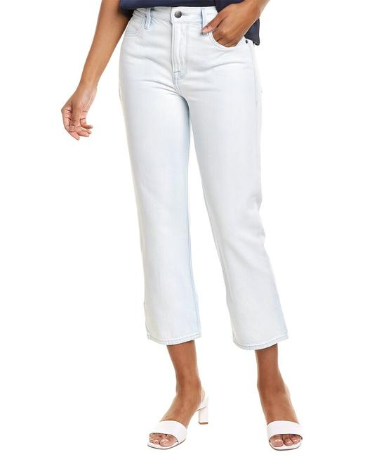 Item - Le Hollywood Bleach Out Rips Crop Lhwc207 Capri/Cropped Jeans