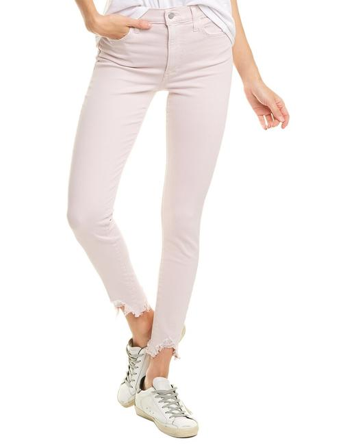 Item - The Charlie Rose Smoke High-rise Ankle Cut Tdcbcc5748 Skinny Jeans