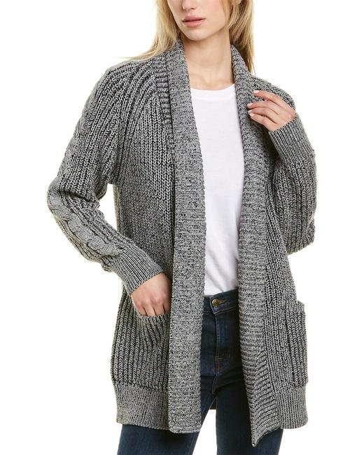 Item - Plaited Cable Cardigan 36a-38815 Sweater/Pullover