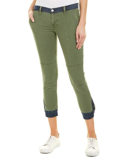 Item - Military Two-tone Crop Em2018 Cargo Jeans