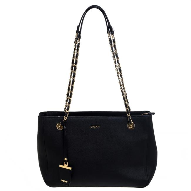 Item - Leather Chain Tote