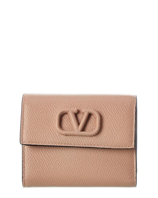 Item - Vsling Leather French Wallet Vw2p0t39 Rqr Gf9 Accessory