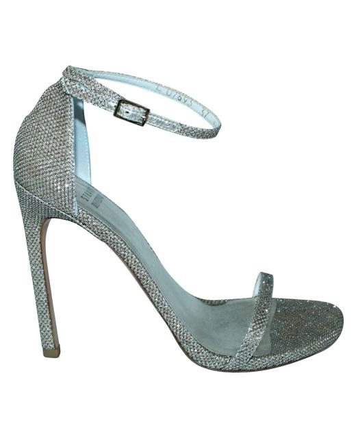 Item - Glitter Heels -pre Owned Condition Good 37.5 Formal
