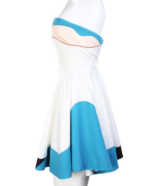 alice McCALL Strapless White -pre Owned Condition Very Good Us4 Formal Dress alice McCALL Strapless White -pre Owned Condition Very Good Us4 Formal Dress Image 4