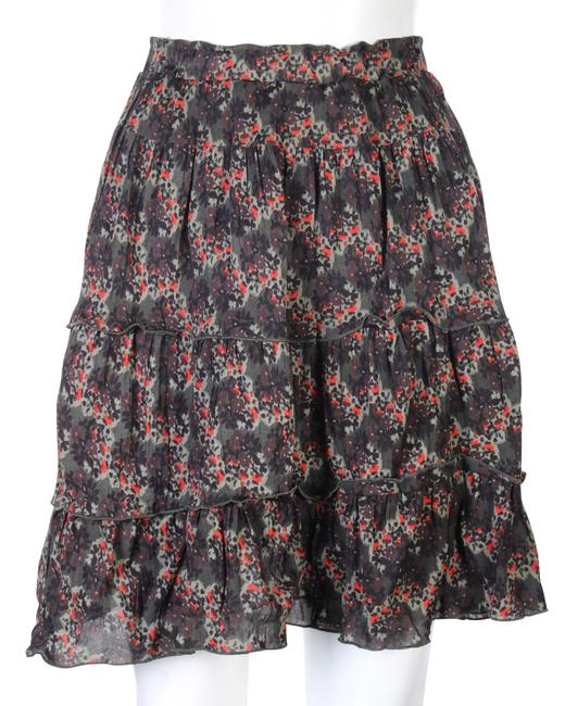 Item - Printed -pre Owned Condition Excellent S Skirt