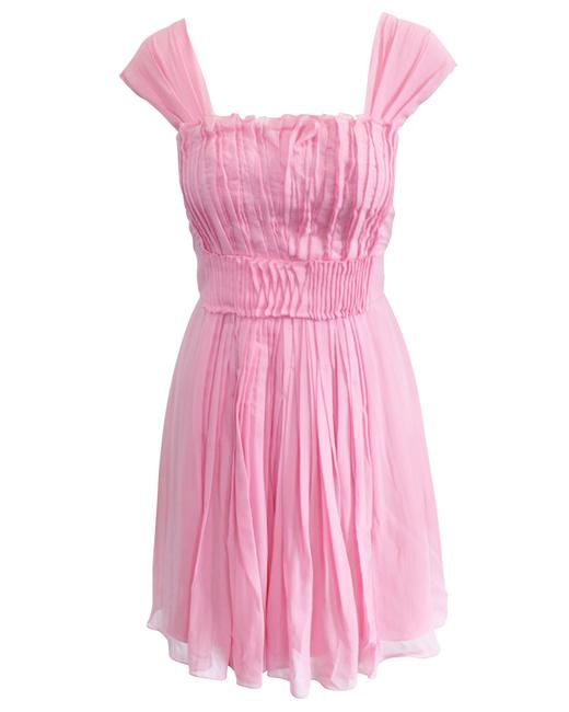 Item - Silk -pre Owned Condition Very Good Fr38 Formal Dress