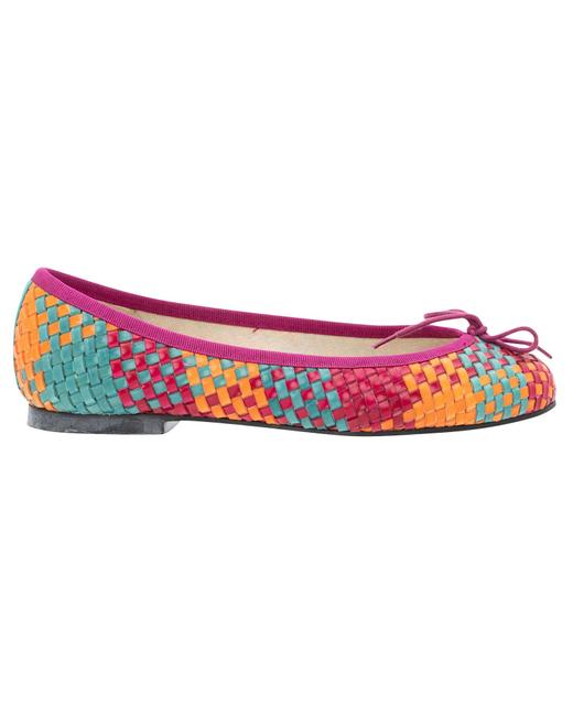 Item - Weaved Ballerina -pre Owned Condition Very Good 35 Flats