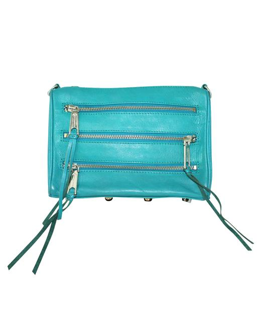 Item - Turquoise Sling -pre Owned Condition Good One Size Shoulder Bag