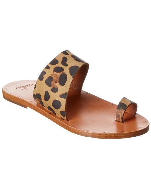 Item - Finch Leather W00finch Sandals