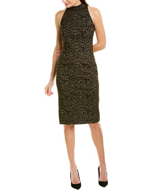 Adrianna Papell Sheath Ap1d103733 Short Casual Dress 10504866910004 Image 1