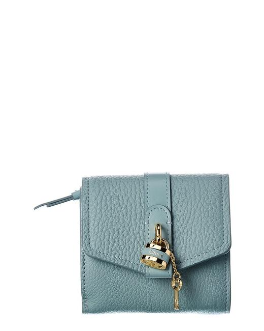 Item - Aby Leather Trifold Chc20sp 315b71 44l Wallet