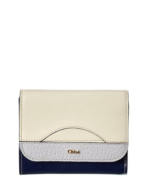 Item - Compact Leather Chc20up511 C84 119 Wallet