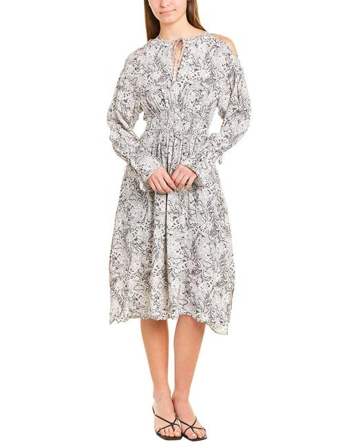 Item - Lavete Paisley Wd171n Casual Maxi Dress