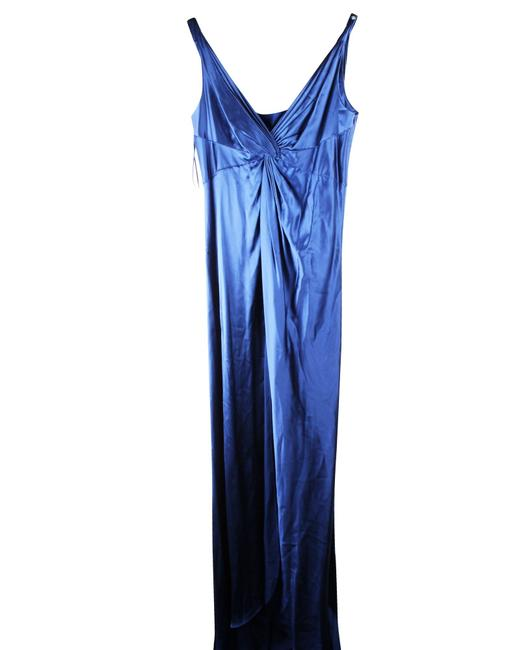 Item - Silk Panel -pre Owned Condition Excellent Uk14 Formal Dress