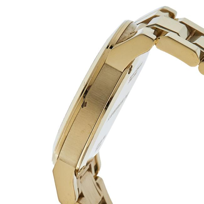 Burberry Silver Gold Tone Stainless Steel Bu9103 Women's Wristwatch 34 Mm Watch Burberry Silver Gold Tone Stainless Steel Bu9103 Women's Wristwatch 34 Mm Watch Image 7