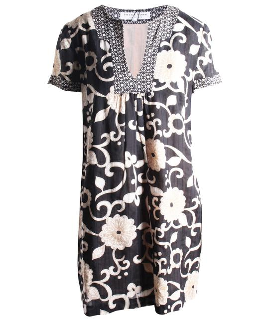 Item - Bohemian Chic Print Dress Blouse