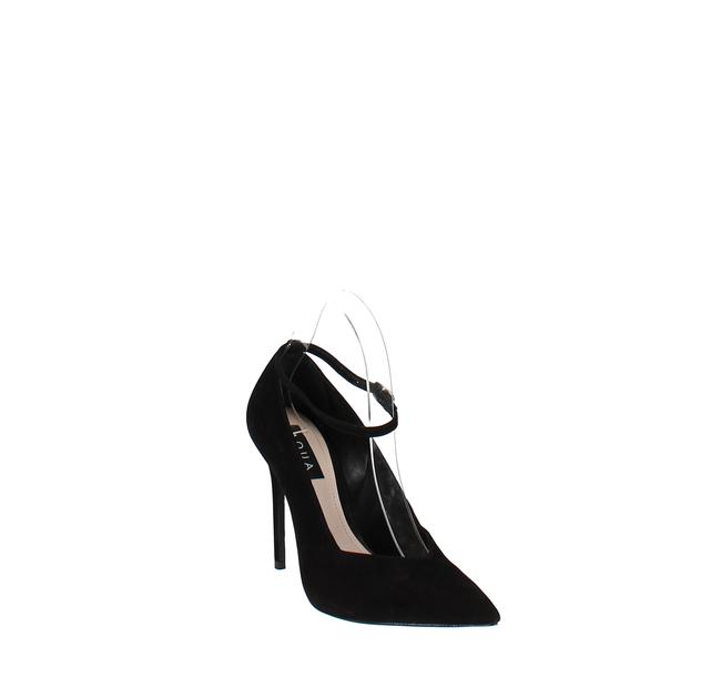 Item - Kailana Ankle Strap Pointed Toe Evening Heels Pumps