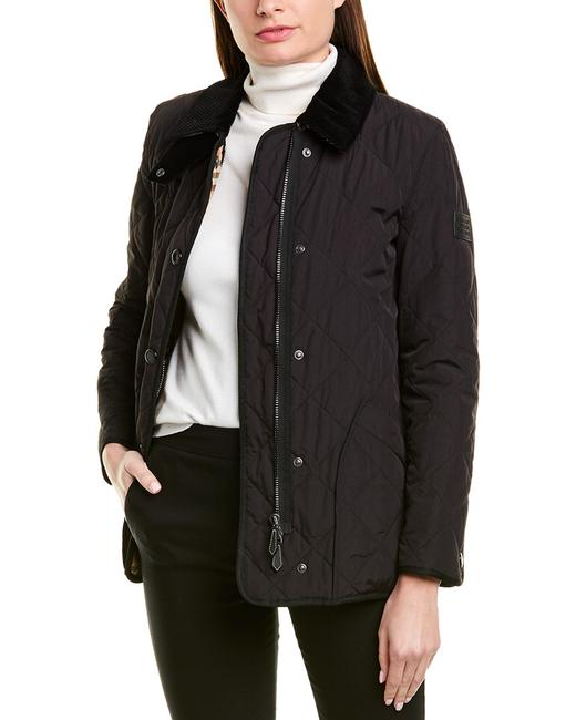Burberry Womens Diamond Quilted Barn Xxs 8021751 Jacket Burberry Womens Diamond Quilted Barn Xxs 8021751 Jacket Image 1