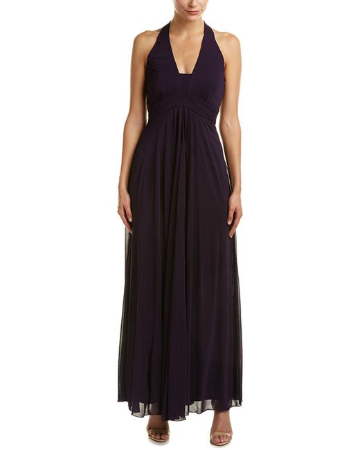 Item - Womens Ruched Purple 01001462167 Casual Maxi Dress