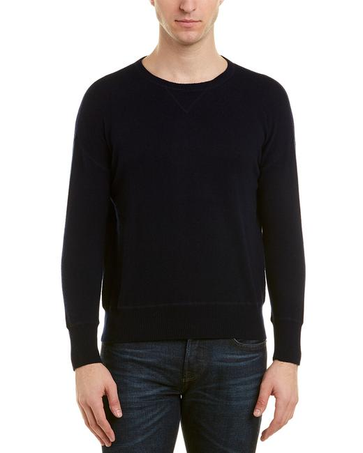 Item - Womens Cashmere Blue Qw73210 Sweater/Pullover